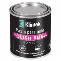 Polish en pasta rosa, grano mediana (uso rudo)
