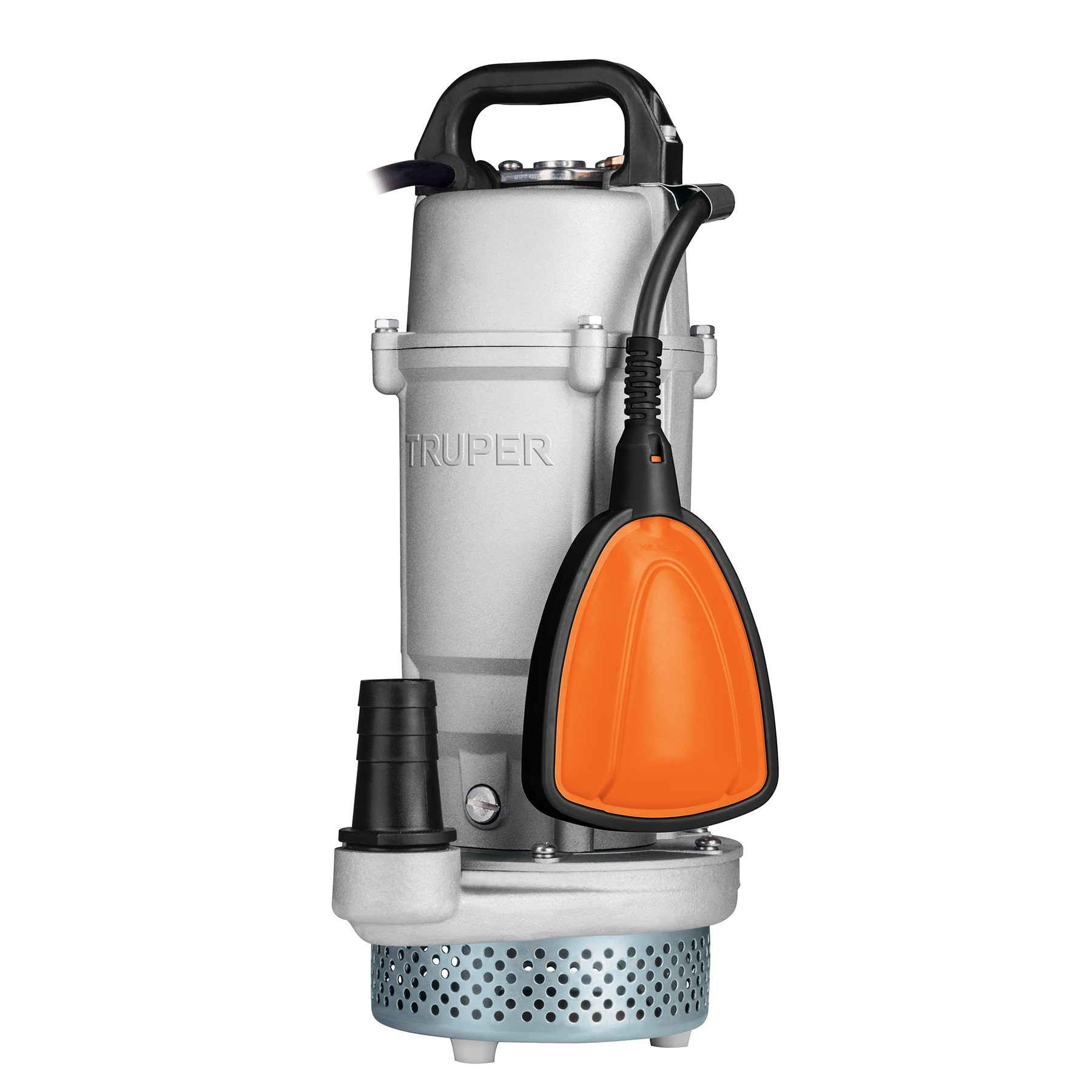 Bomba sumergible metálica para agua limpia uso rudo 1/2 HP