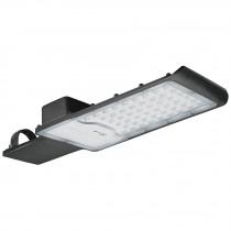 Luminario suburbano de LED, plano, de aluminio, 50 W