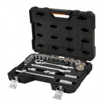 Juego de herramienta para mecánico, std, 23 piezas