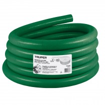 "Manguera para succión de agua, PVC, 3"", rollo 30m"