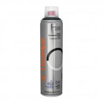 Pintura en aerosol, alta temperatura, negro