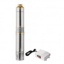 Bomba sumergible tipo bala para agua limpia 1/2 HP