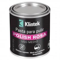 Polish en pasta rosa, grano medio (uso medio)