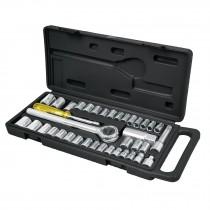 Juego de herramientas para mecánico, 39 piezas, Pretul