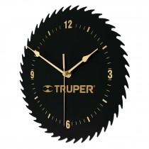 Reloj de pared analógico Truper
