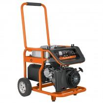 Generador eléctrico portátil con motor a gasolina, 10,000W