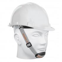Barboquejo con barbilla para casco de seguridad industrial