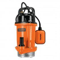 Bomba sumergible de hierro fundido para agua limpia 3/4 HP