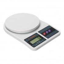 Báscula digital para cocina, capacidad 5 kg.