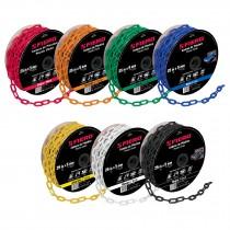 Cadenas plásticas 5 mm, 7 colores