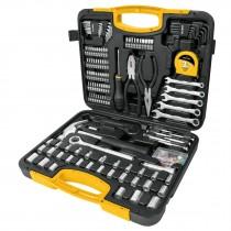 Juego de herramientas para mecánico, 133 piezas, Pretul