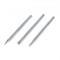 Puntas de repuesto para cautín tipo lápiz CAU-45, 3 piezas