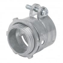 Conectores rectos para tubo flexible metálico