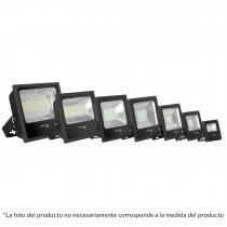 Reflector delgado de LED, 10 W, luz cálida
