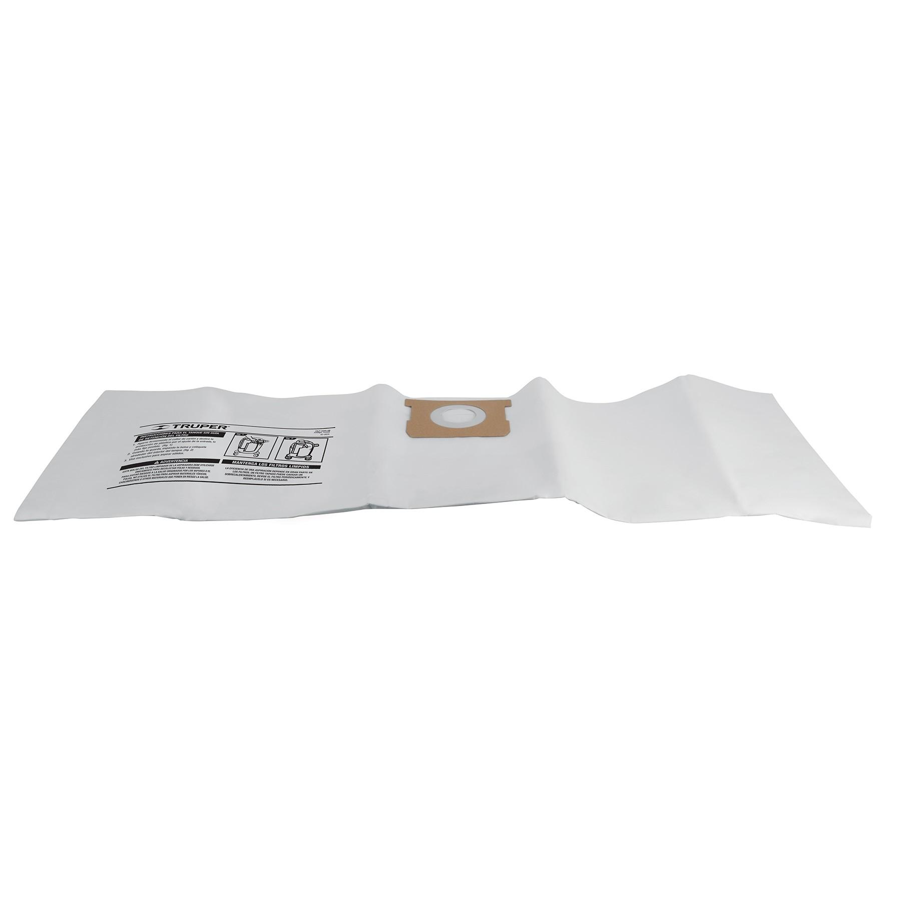 Filtro de papel para aspiradora ASPI-08