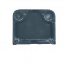 Repuesto rieles para cortadores de azulejo, 40 y 60B, 4 pzas