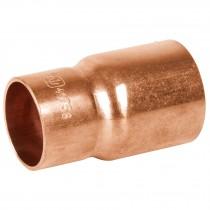 Coples reducción bushing, cobre a cobre