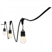 Series de 24 luces, con lámparas LED