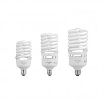 Lámparas espiral alta potencia, diámetro T4