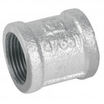 Coples reforzados de acero galvanizado