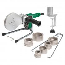 Termofusora 1000W para PPR con dados de 40, 50 y 63 mm