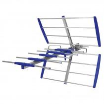 Antena aérea para exterior, 8 elementos