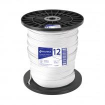 Cordón dúplex para extensiones, 12 AWG, bobina 500 m