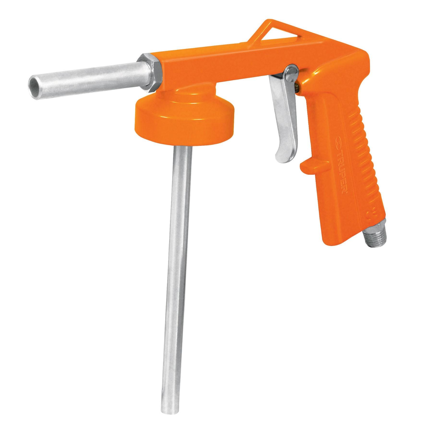Pistola para recubrimiento (cuerpo)