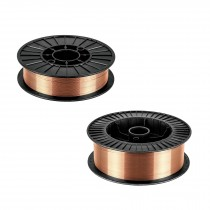 Microalambre sólido para procesos con gas (GCAW), 5 y 15 kg