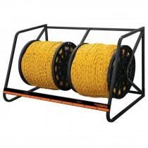 Rack modular para cuerda con carrete