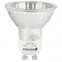 Foco de halógeno tipo MR 16, 50 w, base GU10, Volteck