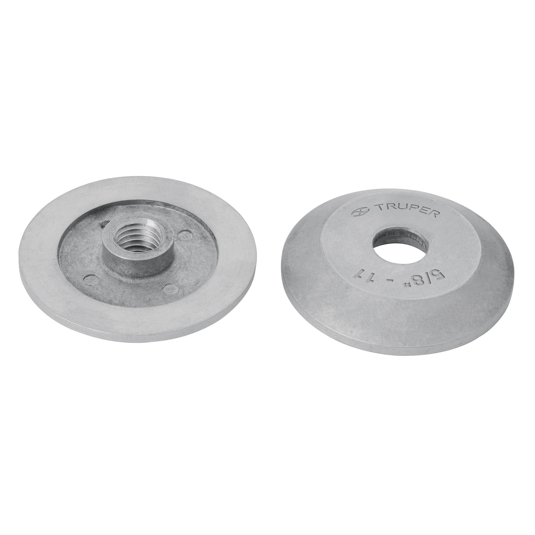"Adaptador para discos tipo 41, rosca, 5/8-11 NC, de 7-9"" std"