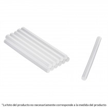 Barras de silicón de repuesto para PIPE-5/16, bolsa 1 kg