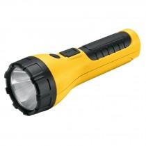 Linterna plástica recargable de LED, 180 lúmenes, Pretul