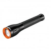 Linterna de aluminio recargable LED, 650 lm