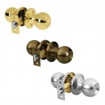 Cerraduras tipo esfera, mecanismo tubular, para entrada en blíster