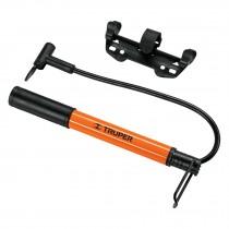 Mini bomba manual para bicicleta, 60 PSI