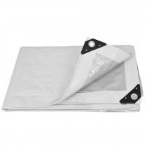 Lonas blancas, 110 g/m2, espesor de 0.14 mm, Pretul