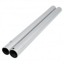 Tubo de extensión para aspiradora ASPI-08X y ASPI 16X, 2pzs