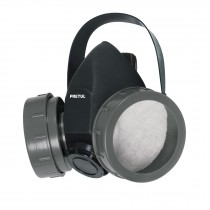 Respirador sin cartucho, 2 filtro, Pretul