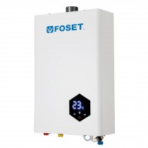 Calentador instantáneo modulante, 14 L, gas LP, 2 servicios