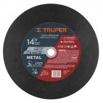 """Disco para corte de metal, tipo 41, diámetro 14"""""""