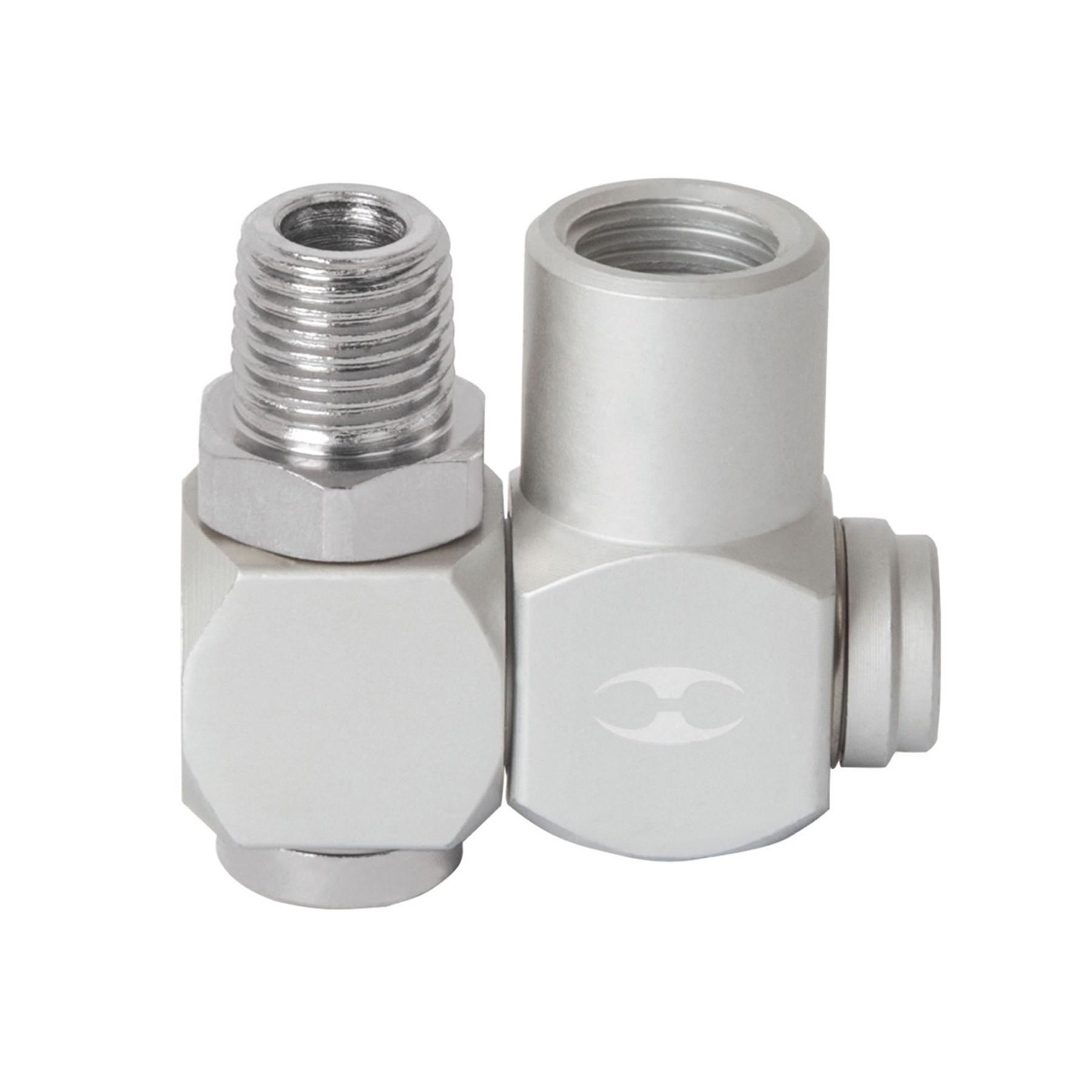 Destorcedor de aluminio, cuerda 1/4 NPT