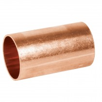 Cople, cobre a cobre, sin ranura