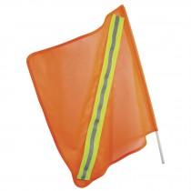 Banderola vial, naranja