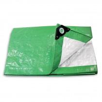Lonas verdes, 110 g/m2, espesor de 0.14 mm, Pretul