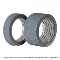 """Cinta antiderrapante de polímero, rollo 1"""" x 5 m, gris"""