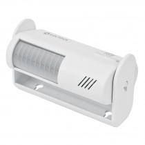 Sensor de movimiento con alarma y timbre