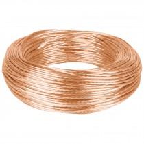 Cable cobre desnudo calibre 10 AWG, 100 m